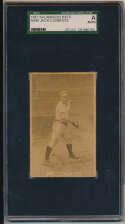 Lot #5 1887 N690 Kalamazoo Bats  Jack Clements Cond: SGC Authentic