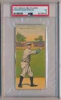 Lot #55 1911 T201 Double Folders # 21 Donovan/Stroud Cond: PSA 3