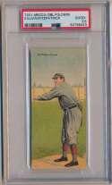 Lot #60 1911 T201 Double Folders # 29 Fitzpatrick/Killian Cond: PSA 2.5