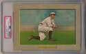 Lot #76 1911 T3 Turkey Red  John McGraw Cond: PSA 1
