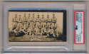 Lot #81 1913 T200 Fatima Team Cards # 7 Pittsburgh Pirates w/Honus Wagner Cond: PSA AA