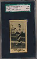 Lot #93 1916 M101-4 # 32 Eddie Cicotte Cond: SGC 2