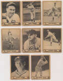 Lot #281 1940 Play Ball  8 different high numbers Cond: Good