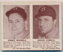Lot #286 1941 Double Play # 19 Wasdell, Camilli Cond: VG+