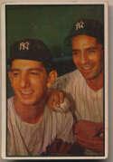 Lot #403 1953 Bowman Color # 93 Martin/Rizzuto Cond: GVG