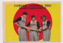 Lot #722 1959 Topps # 543 Trio/Clemente Cond: GVG