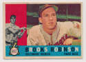 Lot #732 1960 Topps # 28 B. Robinson Cond: VG-Ex/Ex