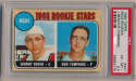 Lot #815 1968 Topps # 247 Bench RC Cond: PSA 6.5